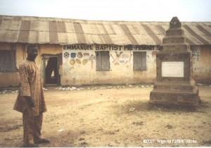 Chaplain Samson Adedokun