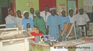 hospital staff 2008