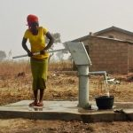 New well at the evangelism school