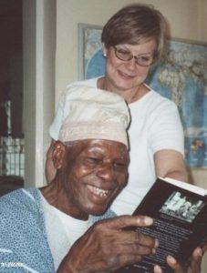 Mr. B in 2004
